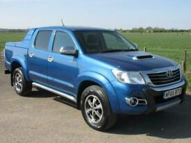 2015 Toyota Hilux 3.0 Invincible X automatic 4WD