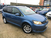 Volkswagen Touran 1.6TDI ( 105ps ) DSG 2012MY SE