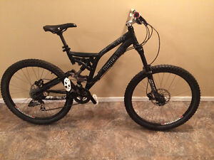 2007 Norco Six Two All Mountain Bike Regina Regina Area image 1
