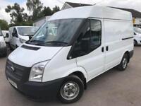 FORD TRANSIT 280 White Manual Diesel, 2012