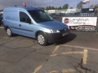 Vauxhall combo 2000 cdti mot Aug 2017 one owner from new low miles