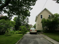 Beautiful 2 story period home in central  NB location