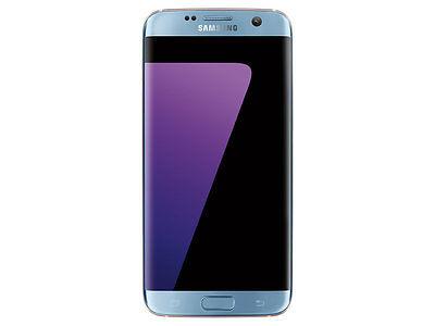 Samsung Galaxy S7 Edge | T-Mobile | Unlocked | Blue Coral | SM-G935T