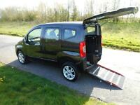 2012 12 Fiat Qubo 1.4 WHEELCHAIR ADAPTED DISABLED ACCESSIBLE VEHICLE WAV CAR