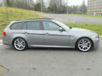 2011 BMW 325D 3.0 M SPORT TOURING AUTO++TOP SPEC WITH FBMWSH++