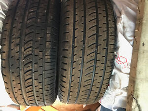 Wanli Winter Tires and Rims, Great conditon, Cobalt