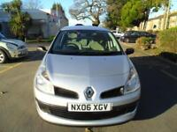 RENAULT CLIO 1.4 EXPRESSION COMPLETE WITH M.O.T HPI CLEAR INC WARRANTY
