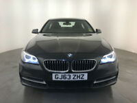 2013 63 BMW 520D SE DIESEL 1 OWNER BMW SERVICE HISTORY FINANCE PX WELCOME