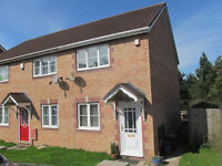 Lovely 2 Bedroom House for rent in Llansamlet with parking and nice garden