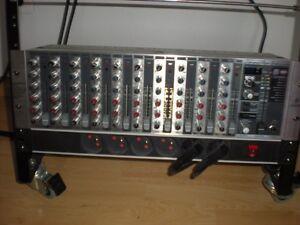 Behringer RX1202fx rackmount mixer