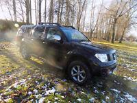 2009 Nissan Navara 2.5dCi Platinum nvs ltd