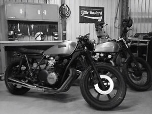 ✘✘✘✘✘ 1979 XS750 Cafe Racer ✘✘✘✘✘