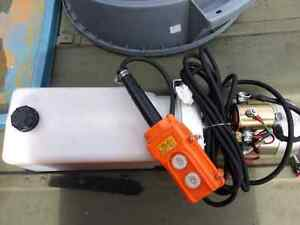 12v dc portable Hydraulic power pack
