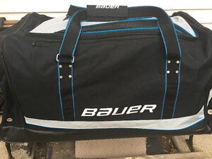 Bauer Goalie Wheeled Equipment Bag
