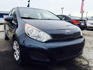 2013 KIA RIO ONLY 65,278KM /HEATED SEATS/BLUTOOTH /MP3