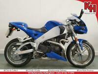 Buell Firebolt XB9R Blue 2002 - KandN Filter, Micron Exhaust System, 15k Miles