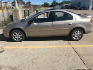 2002 Chrysler Neon LOW KMS***