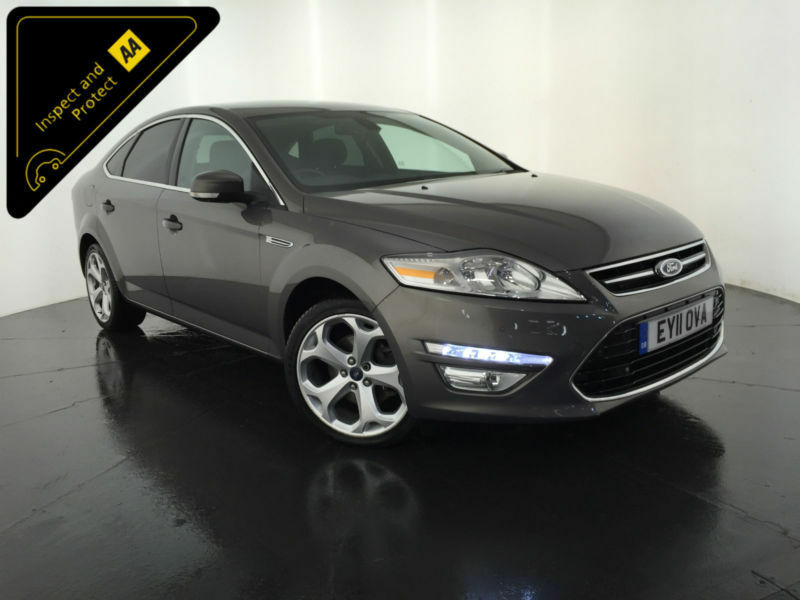 2011 FORD MONDEO TITANIUM X TDCI 5 DOOR HATCHBACK SERVICE HISTORY FINANCE PX