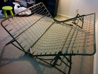 Free Hide a Bed Frame and Mattress