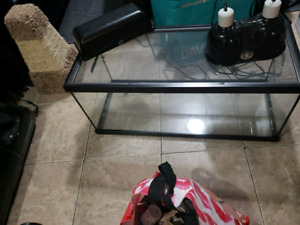 Selling a 30 Gallon aquarium