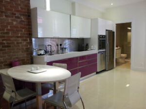 Plateau, Fully Furnished 4 Bedrooms Apartment, All Included