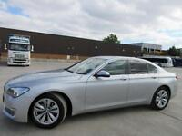2014 BMW 7 Series 3.0 740i ActiveHybrid SE 4dr (start/stop)