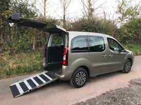 2013 Peugeot Partner Tepee HORIZON SE AUTOMATIC WHEELCHAIR ACCESSIBLE VEHICLE...