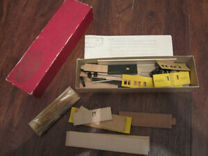 HO Craftsman Kit / electric train