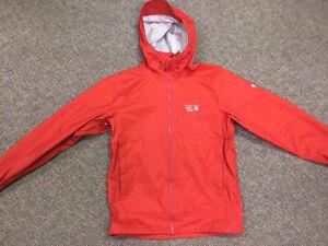 Men's Mountain Hardwear Plasmic Ion Jacket - Rain/Shell Jacket Kitchener / Waterloo Kitchener Area image 1