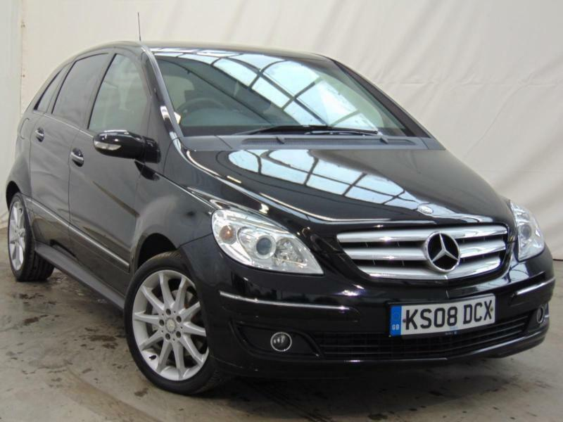 2008 mercedes benz b class b200 cdi se diesel black manual in bury manchester gumtree. Black Bedroom Furniture Sets. Home Design Ideas