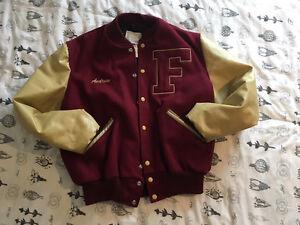 Varsity old school jacket