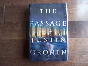 THE PASSAGE JUSTIN CRONIN 1st/1st US edition signed dated