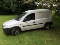 Vauxhall Combo spares or repair.