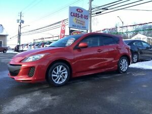 2013 Mazda 3 Sport  Free winter tires on all cars and SUV'S