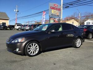 2009 Lexus IS 250 4dr Sedan 6A