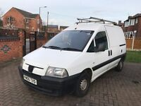 Peugeot expert/Citroen dispatch/fiat scudo 2006 model