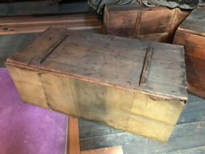 Antique Shipping Crates