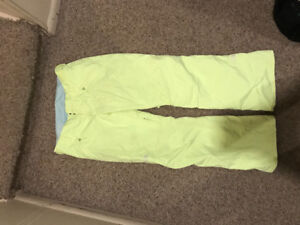 Women's Northface snow pants