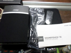 KSQ buy&sell bose sound touch 10 speaker for sale