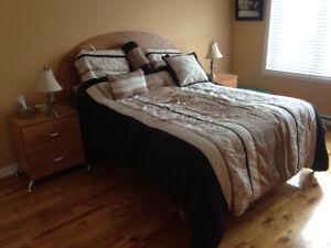 Mobilier de chambre à couchet