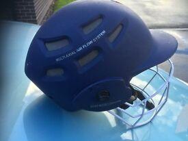 Juniors cricket hat.