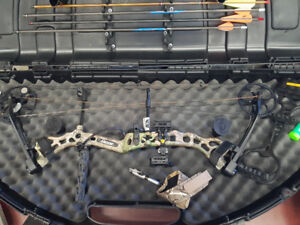 Hunters composite bow