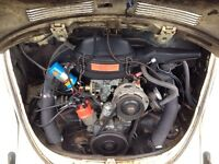 Looking for a 1600VW Bug motor