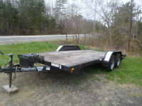 16 ft. Suncountry Trailer