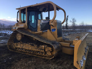 For rent or for sale D6M caterpillar dozer with winch