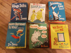DR SEUS Hard Cover Book set of 20. Perfect Condition