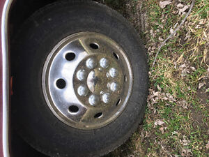 Looking for 16.5 inch hub caps