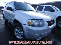 2006 FORD ESCAPE 4D 4WD