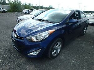 2013 Hyundai Elantra Coupe GLS at