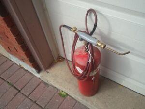Plumbers Torch Set